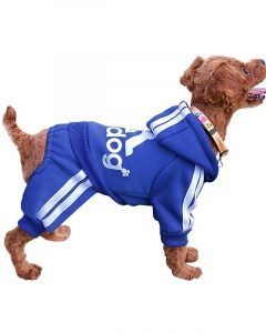 Adidog Dog Sweater